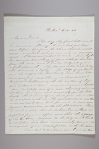 Letter from Sarah Pugh to Maria Weston Chapman, June 15, 1844