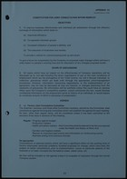 Constitution for Joint Consultation Within Remploy and Committee and Conference Composition (Representatives)
