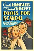 Fools for Scandal (1938): Shooting script