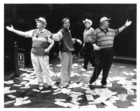 Production still from Let the Big Dog Eat by Elizabeth Wong at the 22nd Annual Humana Festival of New American Plays, Actors Theatre of Louisville, Louisville, KY, March 28-29, 1998.