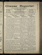 Cheese Reporter, Vol. 54, no. 31, Saturday, April 12, 1930