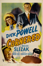 Cornered (1945): Shooting script