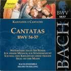 Bach: Cantatas, BWV  54-57