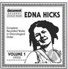 Edna Hicks Vol. 1 (1923)