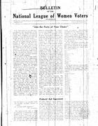 Bulletin, vol. 2 no. 4, October 1928