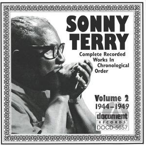 Sonny Terry Vol. 2 (1944-1949)
