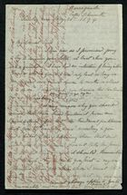Letter from Edith Thompson to Steve Thomson, May 20, 1894