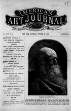 American Art Journal, Vol. 26, no. 5, October 28, 1876
