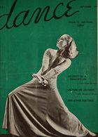 Dance (Magazine), Vol. 2, no. 6, September, 1937, Dance, Vol. 2, no. 6, September, 1937