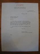 Stanley Milgram to Zeller & Lettica, Inc., October 3, 1966