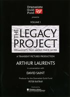 The Legacy Project: Arthur Laurents in Conversation With David Saint