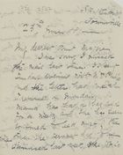 Letter from Ellie Love Macpherson to Maggie Jack, June 23, 1881