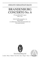 Brandenburg Concerto No. 6, BWV 1051, B Flat Major