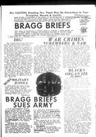 Bragg Briefs, Bragg Briefs, Vol. 2 no. 4, December 1969