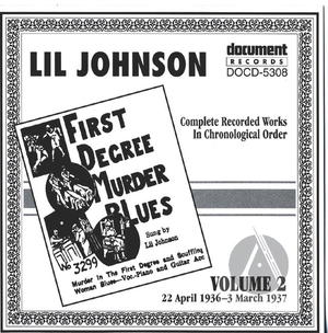Lil Johnson Vol. 2 1936-1937