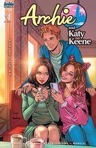 Archie, Archie no. 713 (Archie & Katy Keene no. 4)