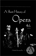 Other Early Seventeenth-Century Italian Court Operas, Including the First Comic Opera in Florence and Rome