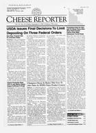 Cheese Reporter, Vol. 131, No. 10, Friday, September 8, 2006