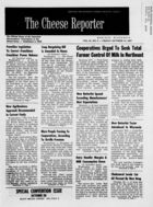 Cheese Reporter, Vol. 91, No. 8, Friday, October 13, 1967