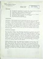 General Report from John T. Lassiter for November, 1943