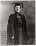 Maud Wood Park Archive: The Power of Organization, Part One: Maud Wood Park and the Woman Suffrage Movement