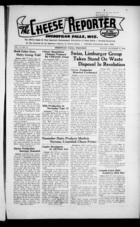Cheese Reporter, Vol. 73 no. 17, Friday, December 17, 1948