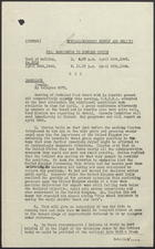 Cable from Washington to Foreign Office re: Meeting of Combined Food Board with La Guardia, April 24, 1946