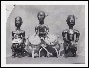 (1) Etwie; (2) Ntumpane; (3) Kete mpentima, figure 196