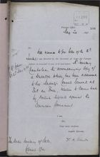 Correspondence re: Claims by British Subjects of Turks Island Against Dominican Government, May 19-20, 1898