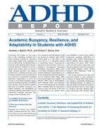 ADHD Report, Volume 22, Number 06, September 2014