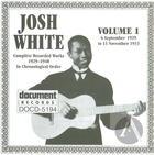 Josh White Vol. 1 (1929-1933)