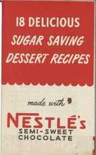 18 Delicious Sugar Saving Dessert Recipes Made With Nestle's Semi-Sweet Chocolate