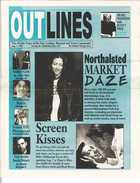 OUTLINES The Weekly Voice of the Gay, Lesbian, Bisexual and Trans Community Aug. 5, 1998