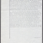 Aide Memoire - Reply from the British Government re: BBC Broadcasts from Iran, no date [1978]