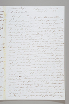 Letter from Sarah Pugh to Richard D. and Hannah Webb, May 28, 1853