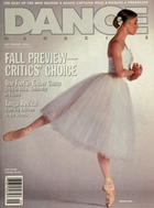 Dance Magazine, Vol. 75, no. 9, September, 2001