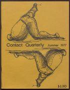 Contact Quarterly, Vol. 2, No. 4, Summer 1977