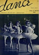 Dance (Magazine), Vol. 2, no. 2, May, 1937, Dance, Vol. 2, no. 2, May, 1937