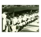 Boys' Room Dressing: New York Yankees Photograph