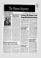 The Cheese Reporter, Vol. 87, No. 50, Friday, August 7, 1964