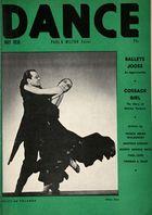 Dance (Magazine), Vol. 4, no. 2, May, 1938, Dance, Vol. 4, no. 2, May, 1938