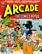 Arcade, The Comics Revue, no. 5