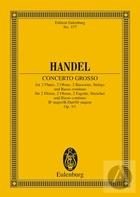 Concerto grosso, Op. 3 No. 1, B Flat Major
