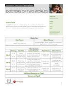 Health Development in Rural Bolivia