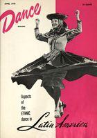 Dance Magazine, Vol. 23, no. 6, June, 1949