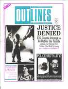 OUTLINES THE VOICE OF THE GAY AND LESBIAN COMMUNITY VOL. 7, NO. 5, OCTOBER 1993
