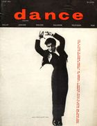Dance Magazine, Vol. 28, no. 6, June, 1954
