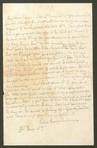 Letter from Edith Anderson to Edith Thompson, May 8