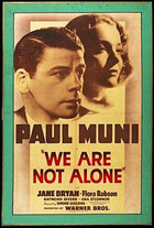 We Are Not Alone (1939): Draft script