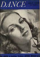 Dance (Magazine), Vol. 8, no. 2, July, 1940, Dance, Vol. 8, no. 2, July, 1940